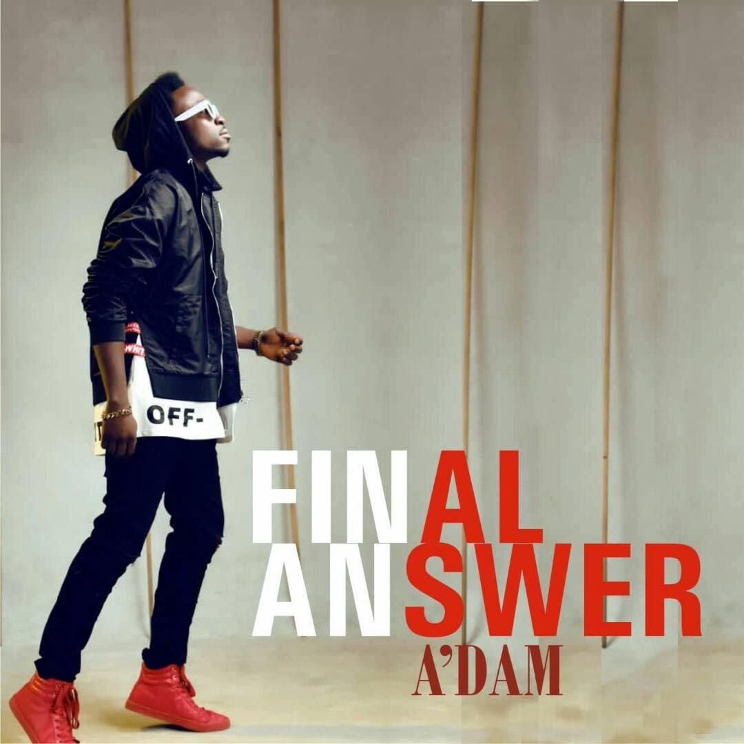 FINAL ANSWER BY ADAM | @adamtwita