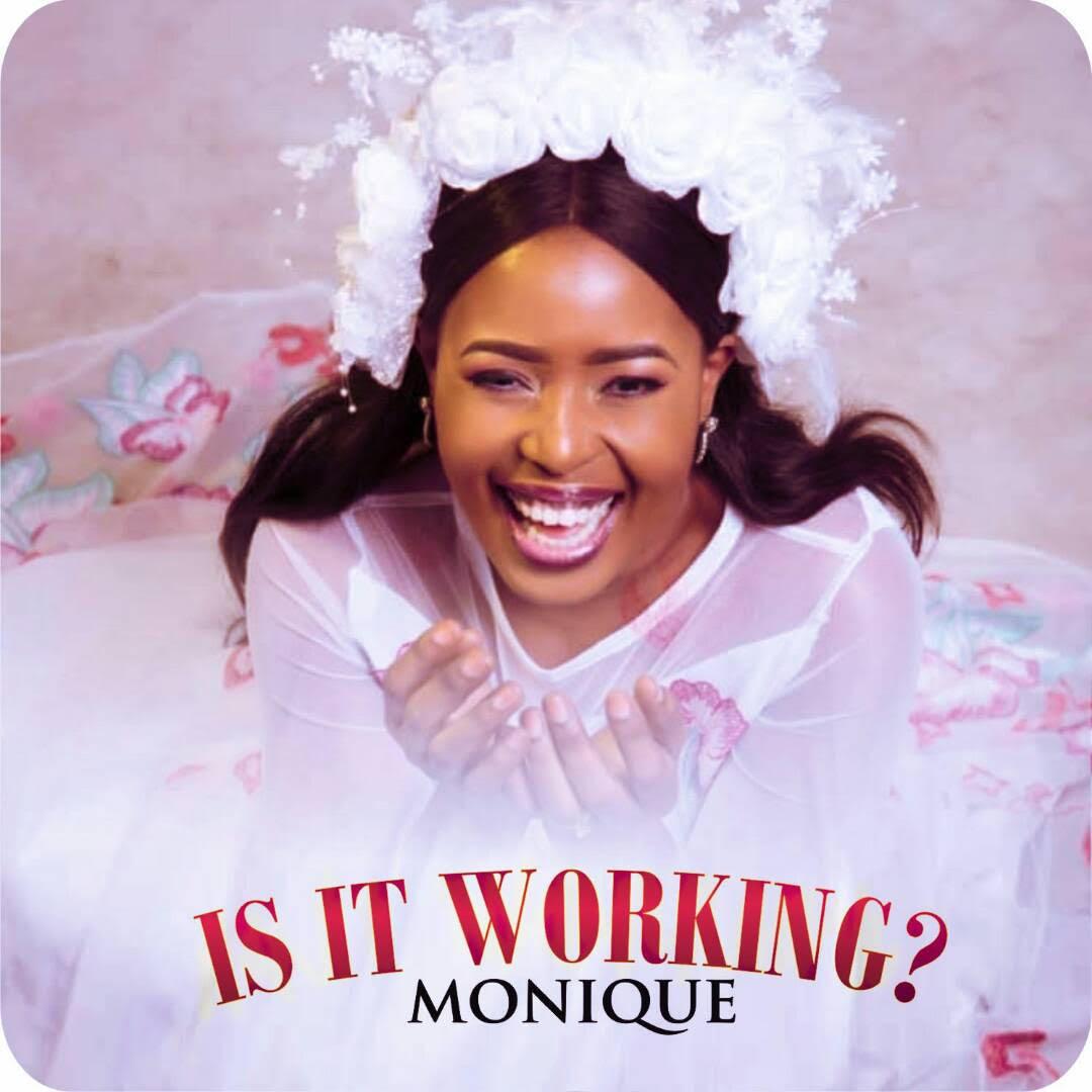 Is it working by Monique   @mqmonique