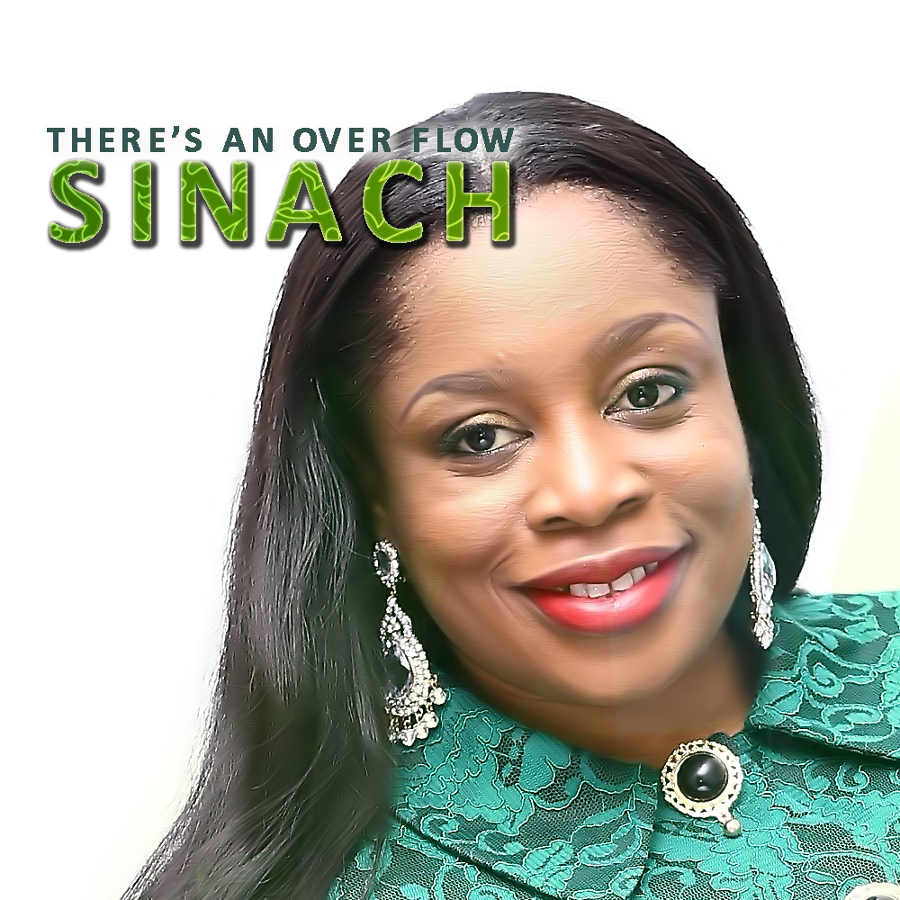 SINACH- THERE'S AN OVERFLOW | @SINACH