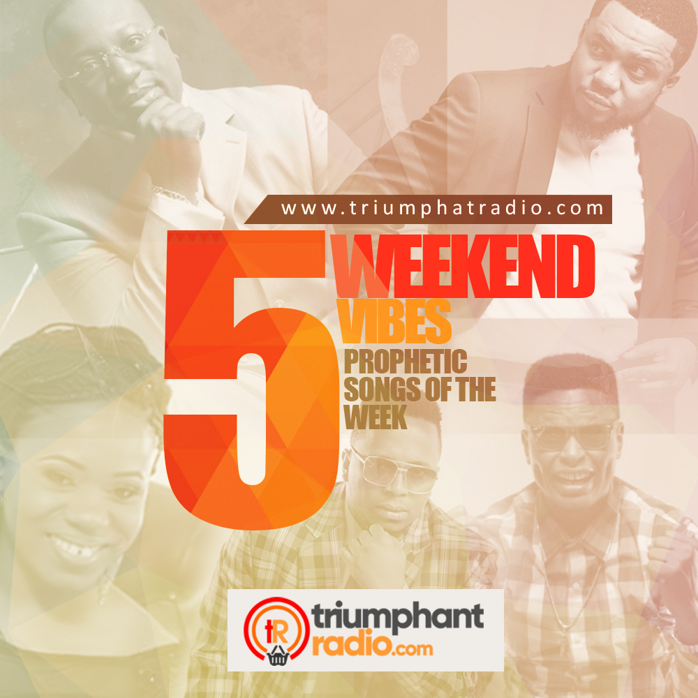 WEEKEND VIBES: SOUNDS OF VICTORY  | @officialjoepace @timgodfreyworld @eben4u @olukemifunke @kelvin_ipraise