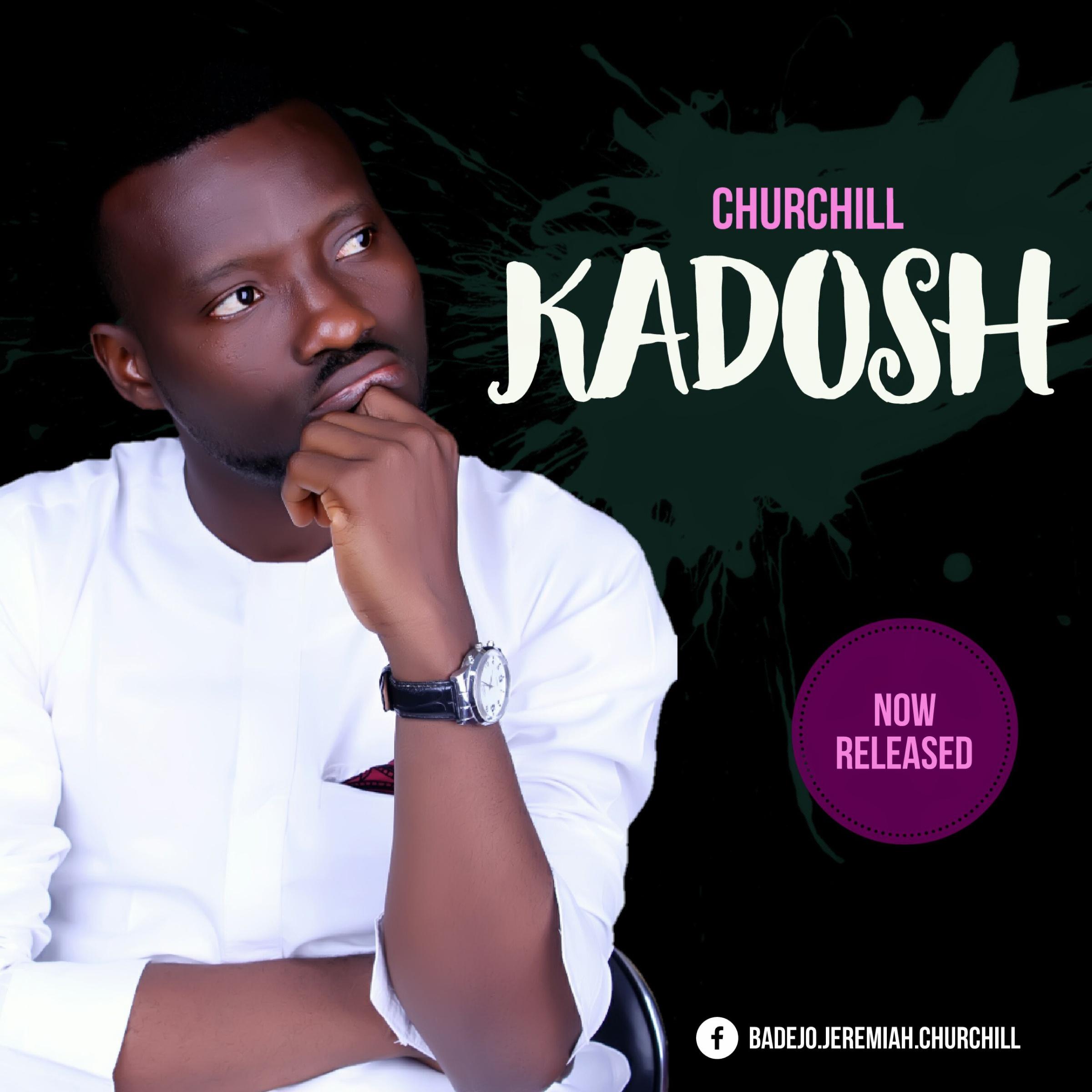KADOSH BY BADEJO JEREMIAH | @BADEJOJEREMIAH1