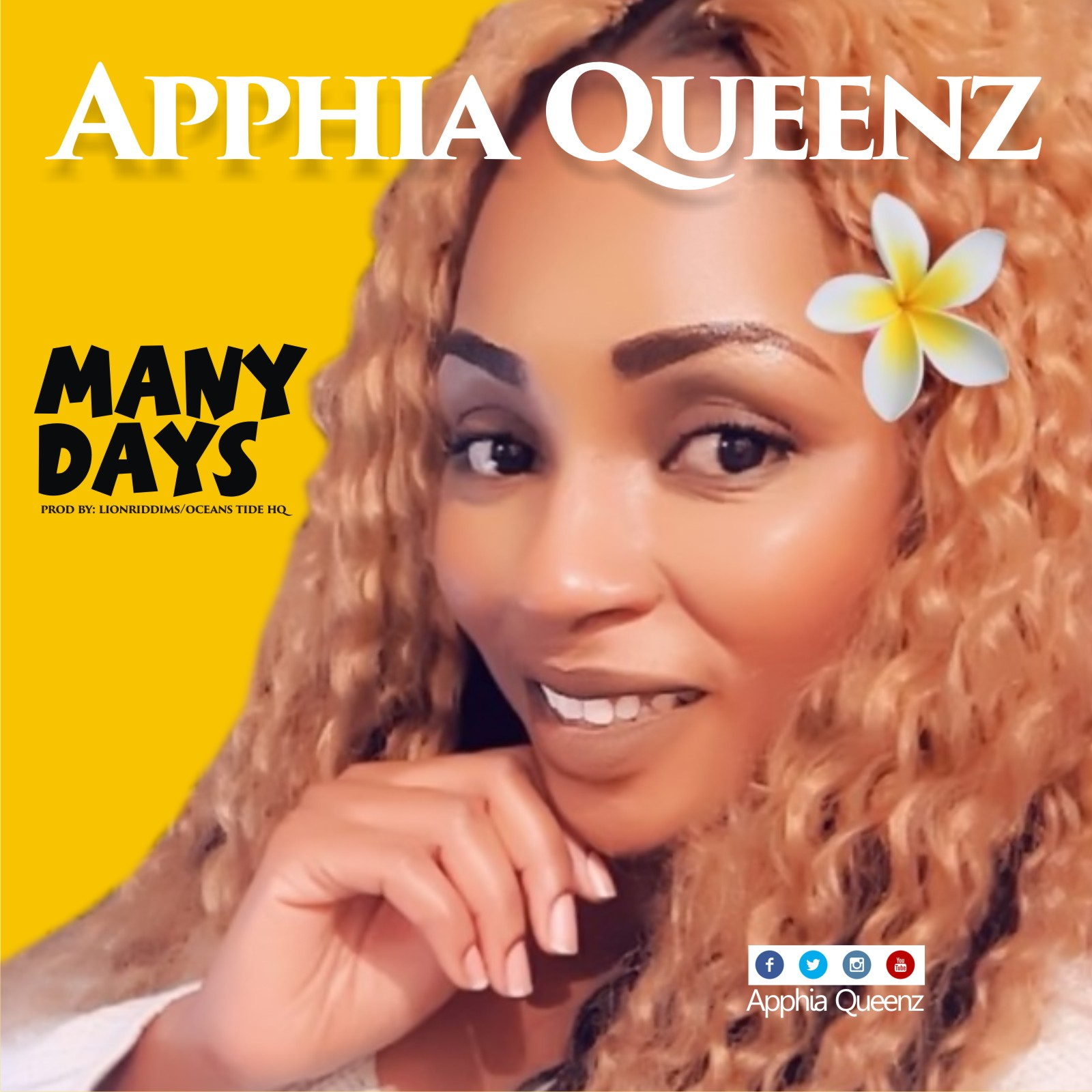 Many Days - Apphia Queenz. |@Apphia_queenz